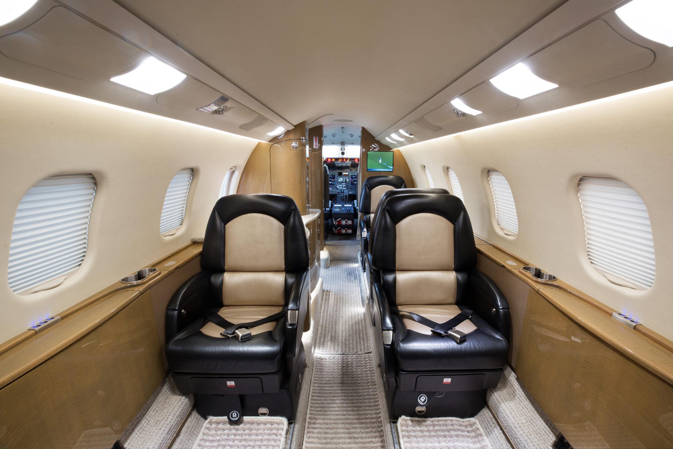 Learjet T7-ISH