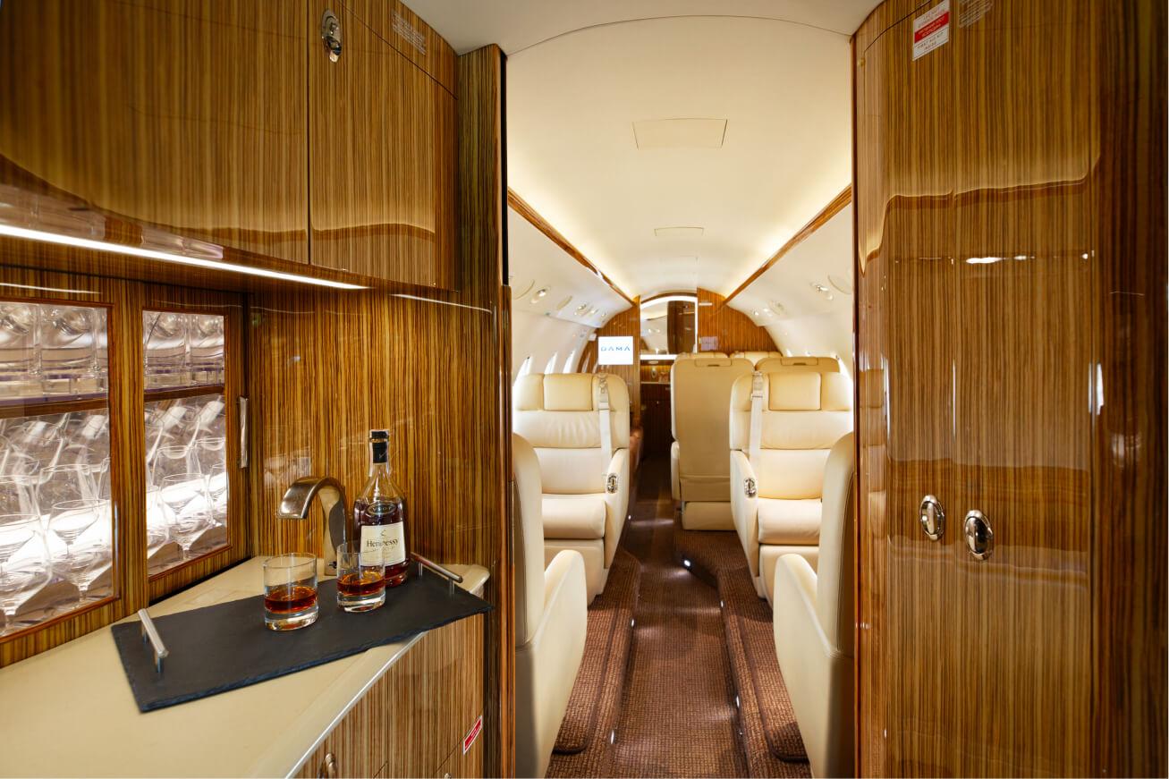 Gulfstream 200 T7-PRM